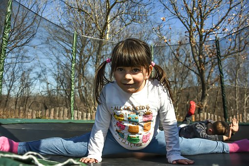 Girl, Play, Playing, Outdoor, Fun, Child, Childhood