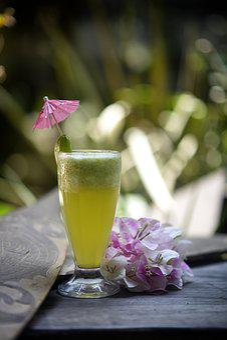 Cocktail, Drink, Refreshment, Refreshing, Organic