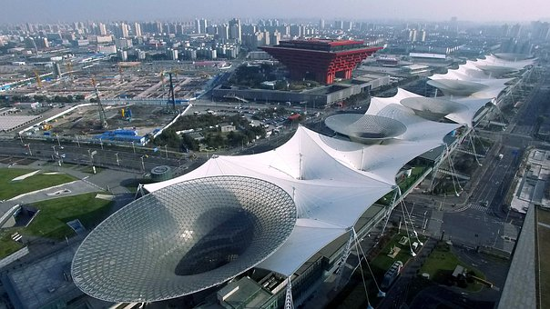 China, Shanghai, Expo Site, Expo Sources