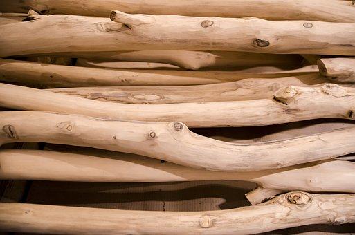Wood, Log, Timber, Trunk, Lumber, Wooden, Material