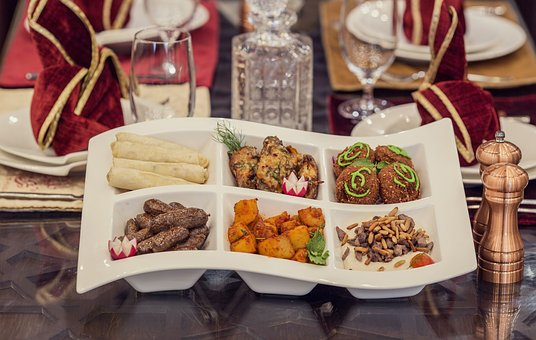 Cold Appetizer, Arabic Appetizer, Sausage, Samossa