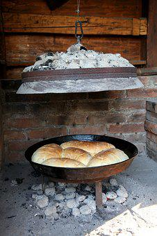 Cooking, Bread, Rustic, Bakery