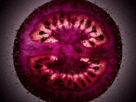Tomato, Colour, Purple, Food, Plant, Nutrition, Raw