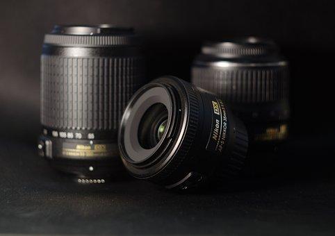 Lenses, Nikon, Sharpness, Light, Telephoto Lens, Fix