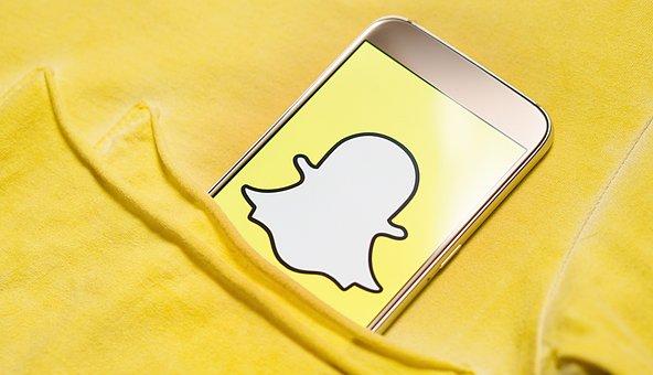 Snapchat, Social Media, Smartphone, Icon, Phone