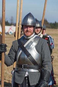 Pikanýr, Battle Re-enactment, Battle Of Jankau