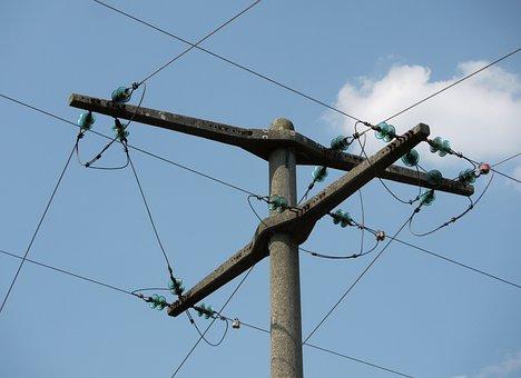 Power Supply, Medium Voltage, Rural, Crossroads