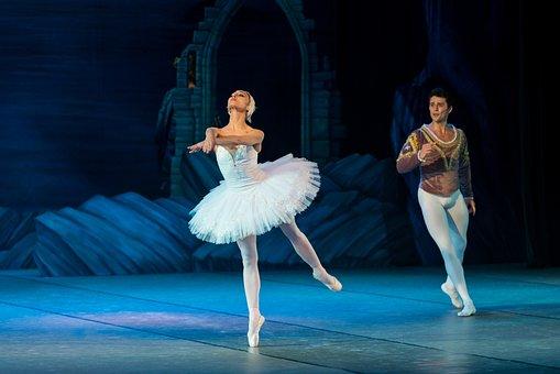 Ballet, Swan Lake, Ballerina, Dance, Swan, Elegance