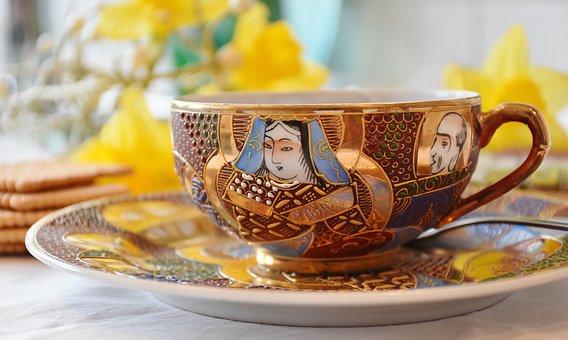 Tee, Teacup, Tableware, Builds, Antique, Heirloom
