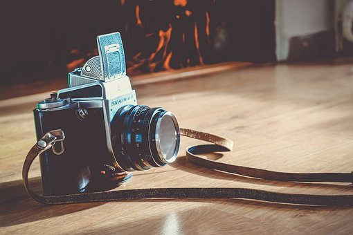 Camera, Old, Retro, Vintage, Photo, Photography, Film