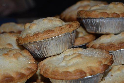 Christmas Food, Mince Pies, Food, Pie, Christmas, Mince