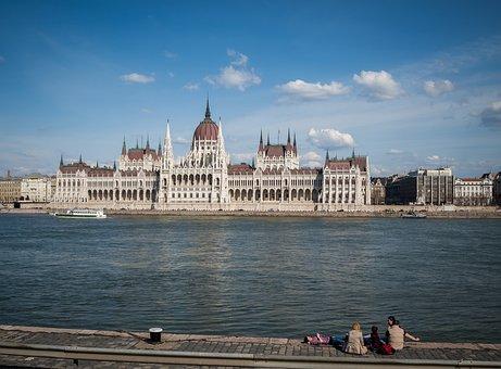 Budapest, Parliament, Hungarian Parliament Building