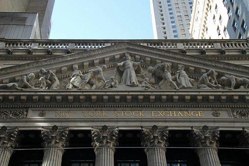 Stock Exchange, Wall Street, Business, Stock, Market