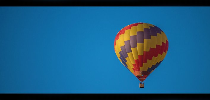 Hot Air Balloon, Captive Balloon, Balloon Launch Space