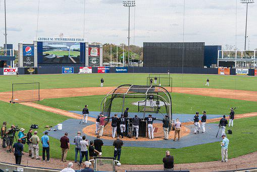 Baseball, New York Yankees, Spring Training