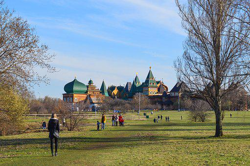 Kolomna, Alexey Mikhailovich Palace, Homestead, Moscow