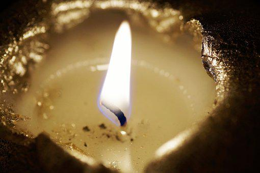 Flame, Candle, Burning Candle, Wax, Light, Decoration