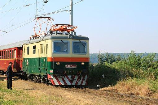 Railway, Historically, Museum Locomotive, Train