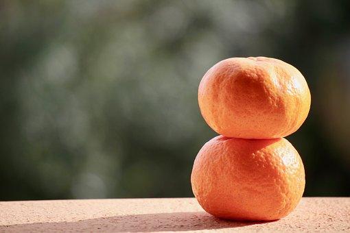 Citrus Fruits, Fruit, Tangerine, Vitamin, Nature