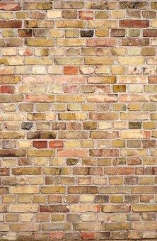 Brick, Wall, Background, Brick Wall