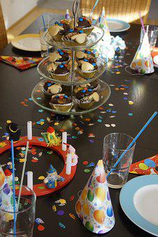 Children's Birthday, Carnival, Themed Party