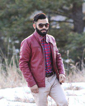 Beard, Clothes, Male, Adult, People, Bearded, Person