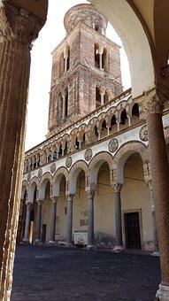 Monument, Architecture, Duomo, Salerno