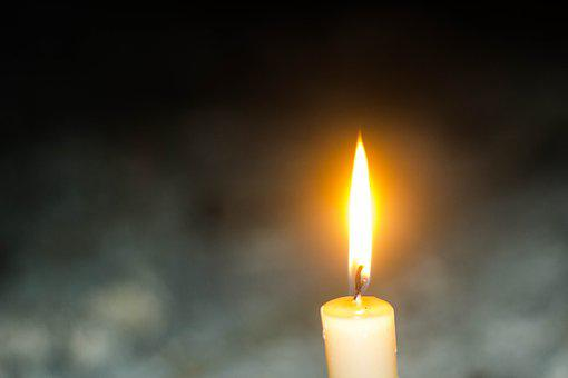 Candles, Cave, Quarry, Subterranean, Dark, Gallery