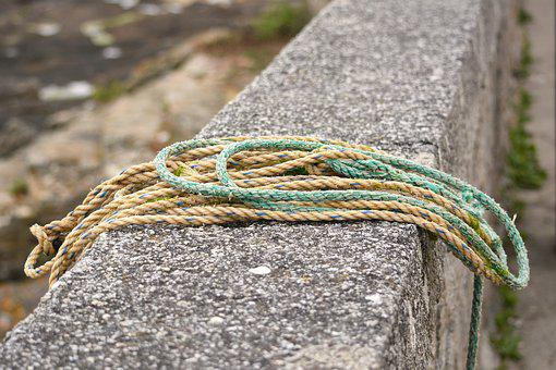 Rope, Link, Tether, Ropes, Node, Tie, Fixing
