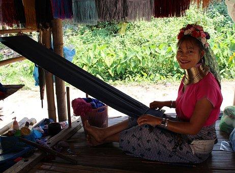 Weaving, Woman, Weave, Textile, Culture, Hand, Woven