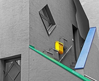 Home, Architecture, Facade, Modern, Building