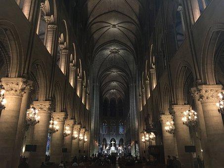 Church, Gothic, Architecture, Tourism, Europe, Building