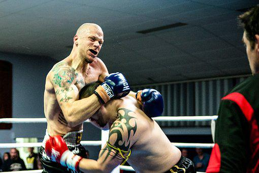 Muay Thai, Fight, Kickboxing, Boxing, Thailand, Fighter