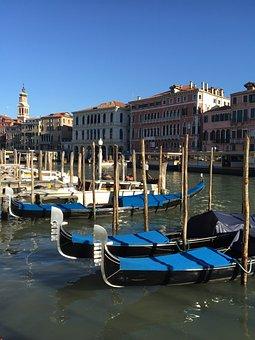 Venice, Italy, Grandcanal, Travel, Europe, Tourism