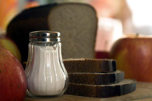 Food, Bread, Salt, Salt Shaker, Kitchen, Lunch