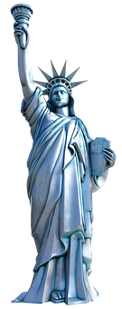 Liberty, Statue, New York, America, Statue Of Liberty