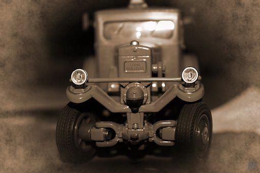 Tractors, Lanz, Tractor, Historically, Oldtimer