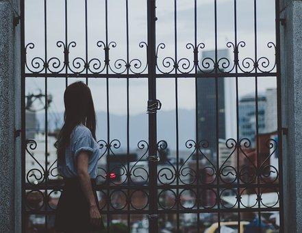 Women, Relaxation, Model, City, Medellin, Beauty