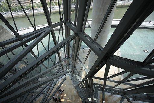 Architecture, Guggenheim, Guggenheim Museum, Bilbao