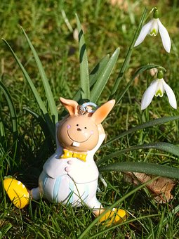 Easter, Easter Decoration, Bunny, Easter Bunny, Hare