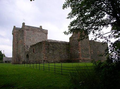 Scotland, Architecture, Castle, Places Of Interest