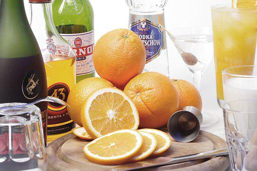 Cocktail, Alcohol, Orange, Recipe, Bar, Drink