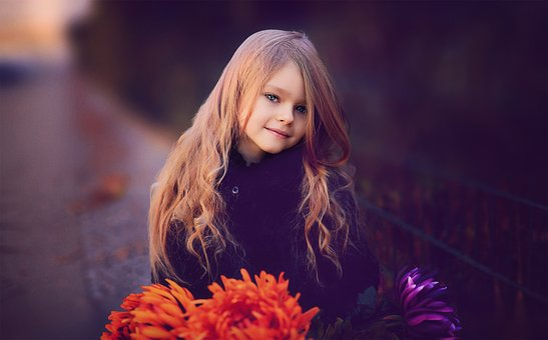 Women's Day, Child, Girl, Celebration, Beautiful