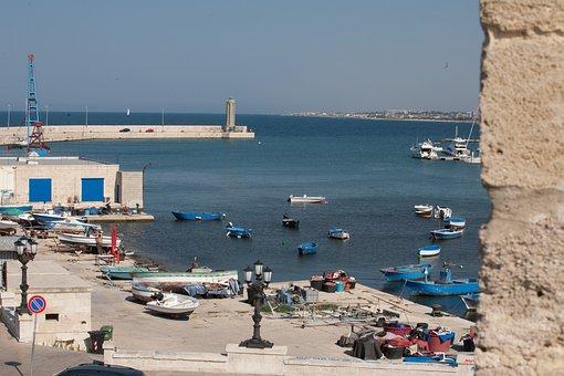 Bari, Sant'antonio, Porto