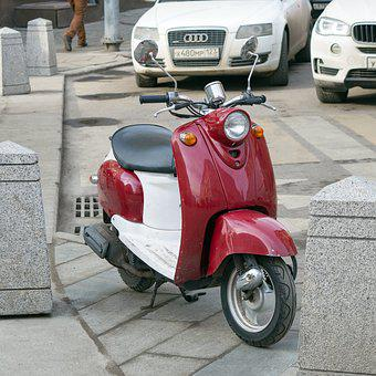 Moped, Scooter, Transport, Personal Transport