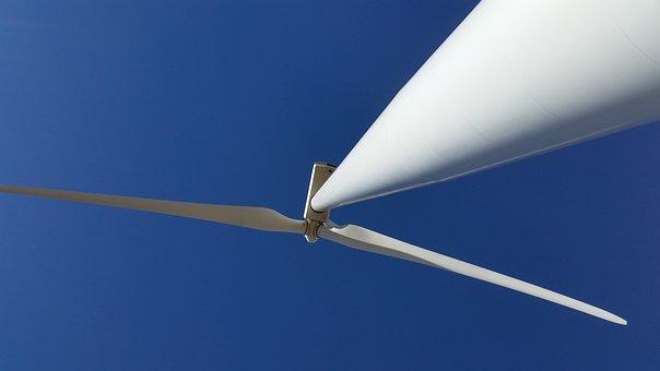 Windmill, Turbine, Power, Energy, Propeller, Clean
