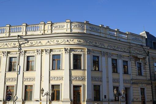 Odessa, Ukraine, Structure, Building, Architecture