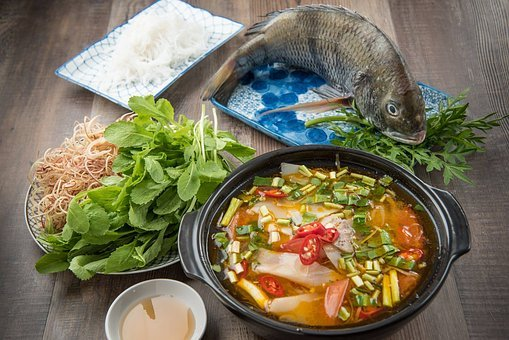 Lunch, Dinner, Fish, Meal, Food, Healthy, Dish