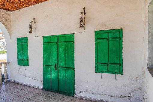 Village, House, Architecture, Traditional, Door, Window