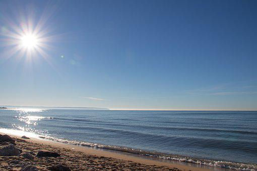 Mallorca, Mediterranean, Sun, Pla, Beach, Sand, Nature